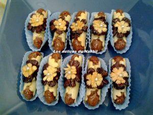 Recette Doigts aux amandes et cacao
