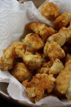 Recette S nuggets de poulet maison