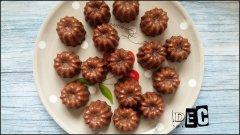 Recette Minis Cannelés chocolat & fève tonka ??