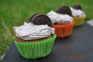 Recette Cupcakes Oreo ?