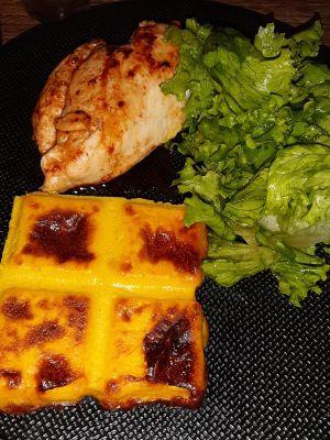 Recette Flan de butternut pour FDMD 16