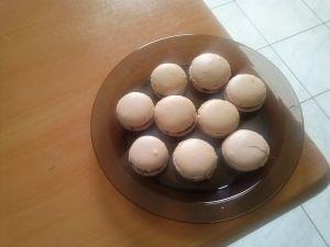 Recette Macaron a la gelée de sureau