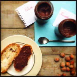 Recette Pâte à tartiner chocolat et huile d'olive