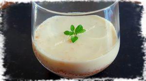 Recette Crème Légère au Citron sur Lit de Roudor®