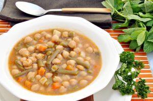Recette Potaje, soupe pied-noire
