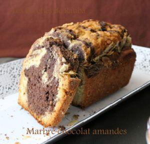 Recette Cake Marbré Chocolat