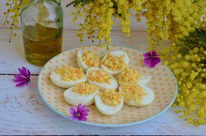 Recette Oeufs mimosa