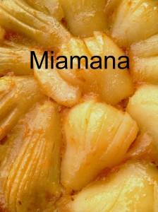 Recette Tarte aux poires sur compotée de poires caramélisées