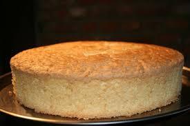 Recette Gâteau de Savoie au citron