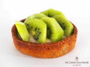 Recette Tarte au Kiwi {100% végétale}