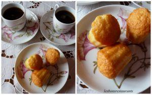 Recette Petits biscuits à la fève tonka