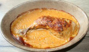 Recette Cuisse de poulet Gaston Gérard