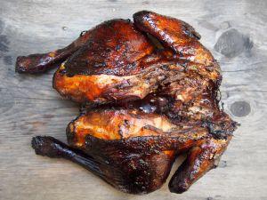 Recette Poulet poussière, poulet grillé de la Réunion