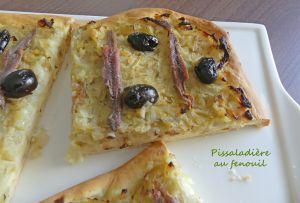 Recette Pissaladière au fenouil – Foodista challenge # 77