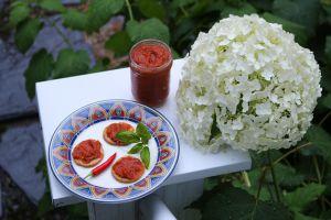 Recette Caviar de poivrons en conserve