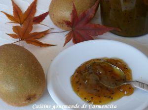 Recette Confiture de kiwi et citron vert