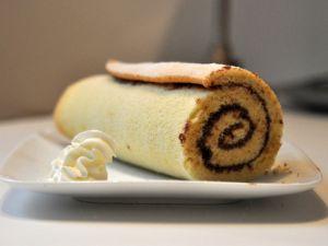 Recette ♥ Gâteau roulé au nutella ♥