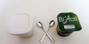 Recette Comparaison yaourt du commerce, yaourt maison