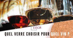 Recette Quel verre pour quel vin ?