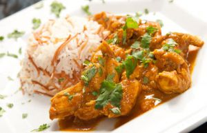 Recette Poulet Tikka Masala: recette indienne de poulet