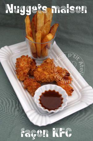 Recette Nuggets maison façon KFC