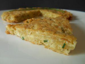 Recette Omelette aux chips