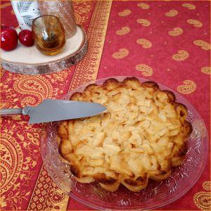 Recette Fondant aux pommes sans oeufs