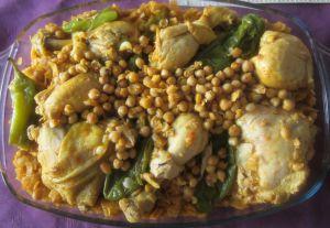 Recette Nwasser au poulet