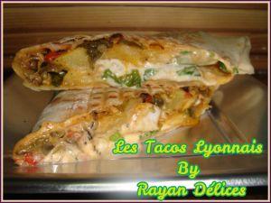 Recette Tacos Lyonnais de Sherazad