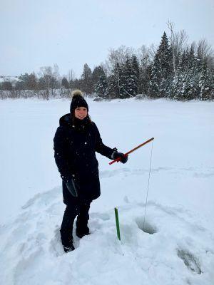Recette Direction l'Auberge du Lac-à-l'Eau-Claire pour redécouvrir les joies de l'hiver