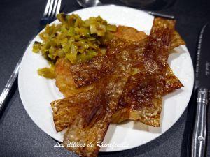 Recette Okonomiyaki vegan