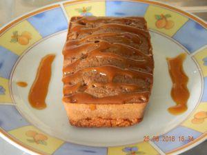Recette Mini cake chocolat et caramel beurre salé