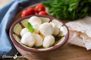 Recette Billes de Labné, billes de fromage libanais fait maison