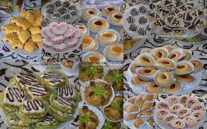 gâteaux algériens faciles