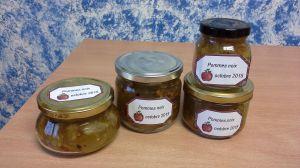 Recette Confiture pomme noix