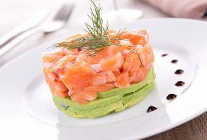 Recette Tartare de saumon avocat : recette facile à préparer