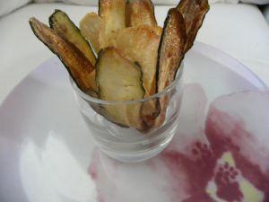 Recette Chips de légumes