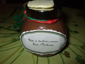 Recette Pâte à tartiner  pralinoise