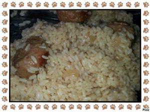 Recette Boulettes de viande au riz COOKEO