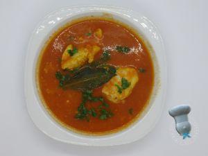 Recette Soupe marine à la créole