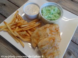 Recette Fish and chips de Ricardo