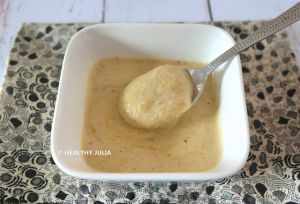 Recette Sauce crémeuse au tahin