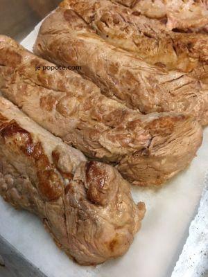 Recette Mignon..mignon..petit filet! »filet mignon de porc à la moutarde «