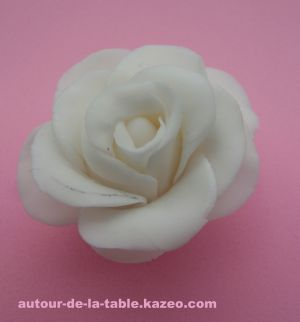 Recette Rose