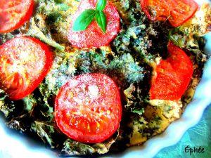 Recette Frittata au kale