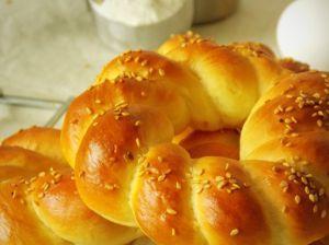 Recette Pain simit, pain turc au sésame
