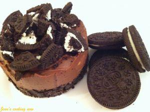 Recette Cheesecake au Nutella et Oréo