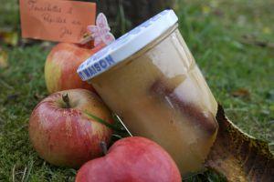 Recette Compote de pommes | Fourchettes & papilles en joie