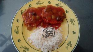 Recette Rôti de porc sauce charcutière (cookéo)