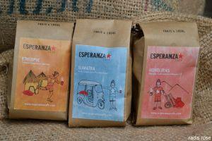Recette Esperanza Café, torréfacteur artisanal de café